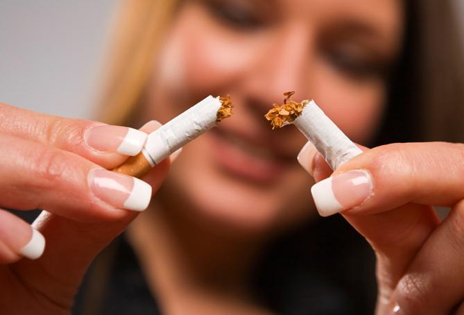 Dopo ha smesso di fumare il miglioramento di un organismo